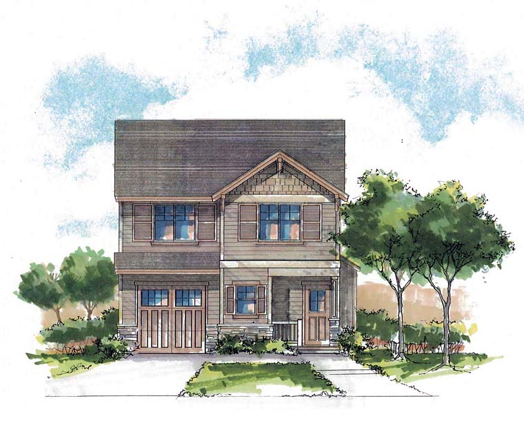 Country, Craftsman, Farmhouse, Southern, Traditional House Plan 44682 with 3 Beds, 3 Baths, 1 Car Garage Elevation