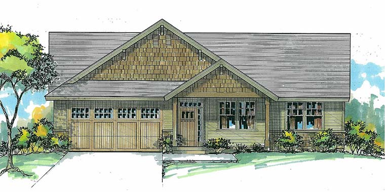House Plan 44696