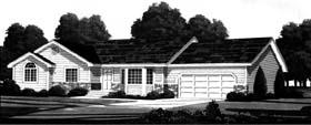 House Plan 44800