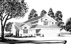 House Plan 44803