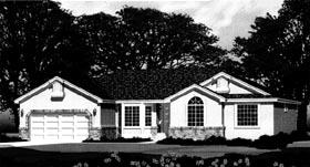 House Plan 44808