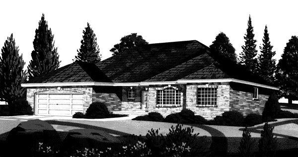 House Plan 44809