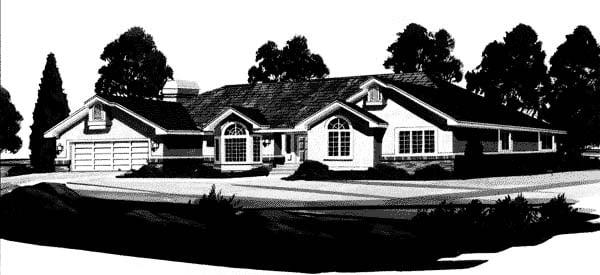 House Plan 44812