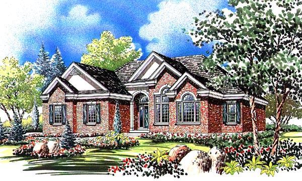 House Plan 44814