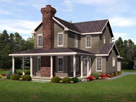 House Plan 45107