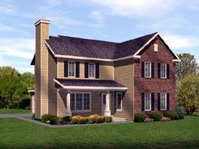 House Plan 45110