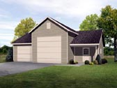Plan Number 45116 - 280 Square Feet
