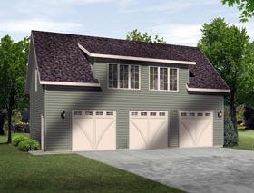 Garage Plan 45135