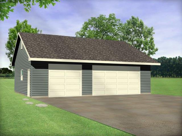 Garage Plan 45139