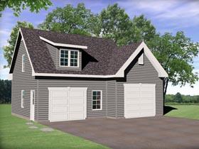 Garage Plan 45140