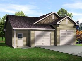 Garage Plan 45144