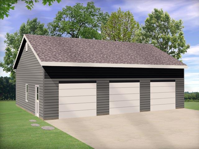Garage Plan 45146