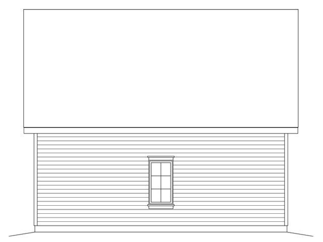 2 Car Garage Plan 45149 Picture 1