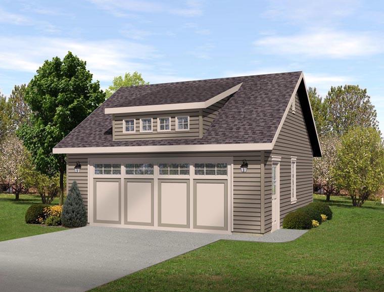 Garage Plan 45150