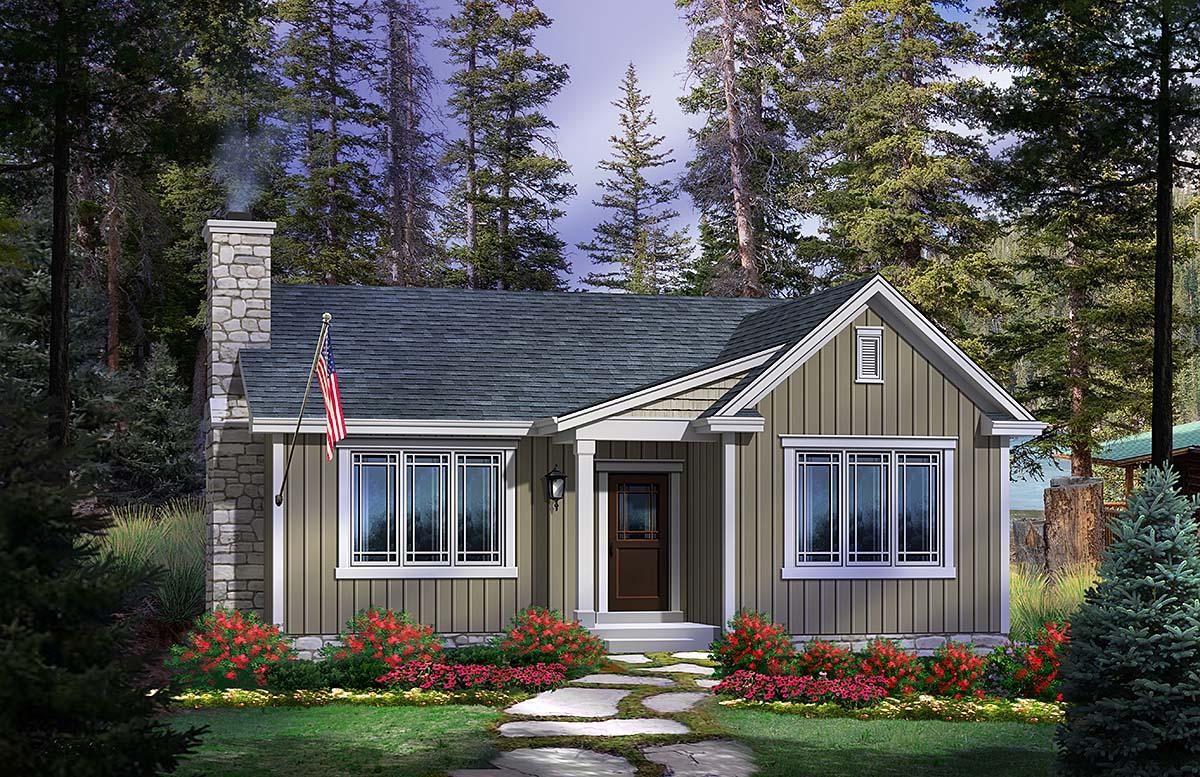 House Plan 45161
