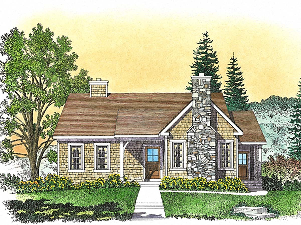 House Plan 45162