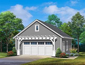 Garage Plan 45181