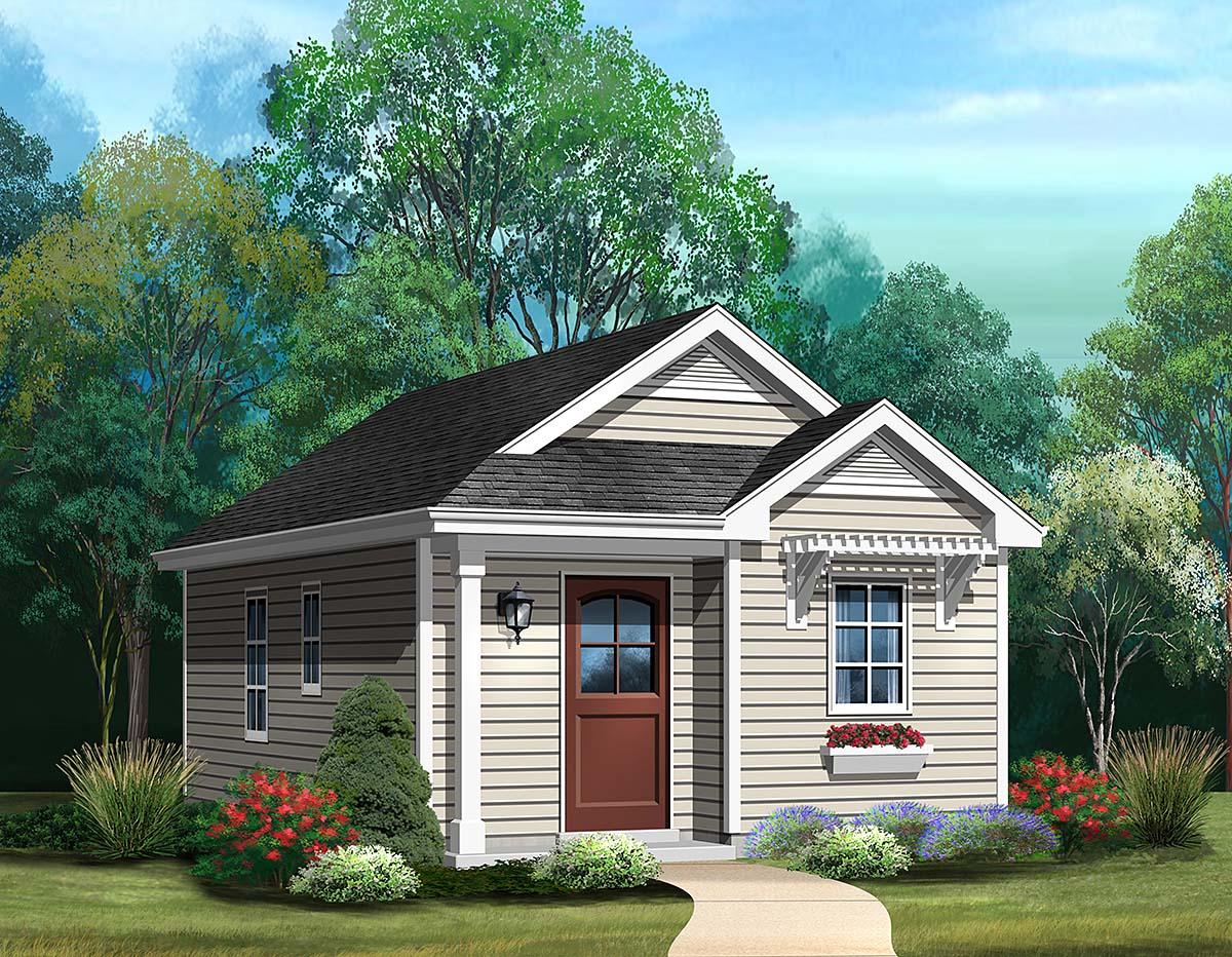 House Plan 45187
