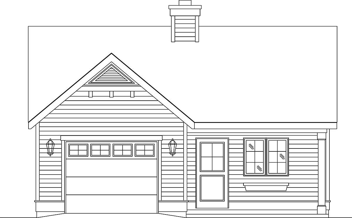 House Plan 45188