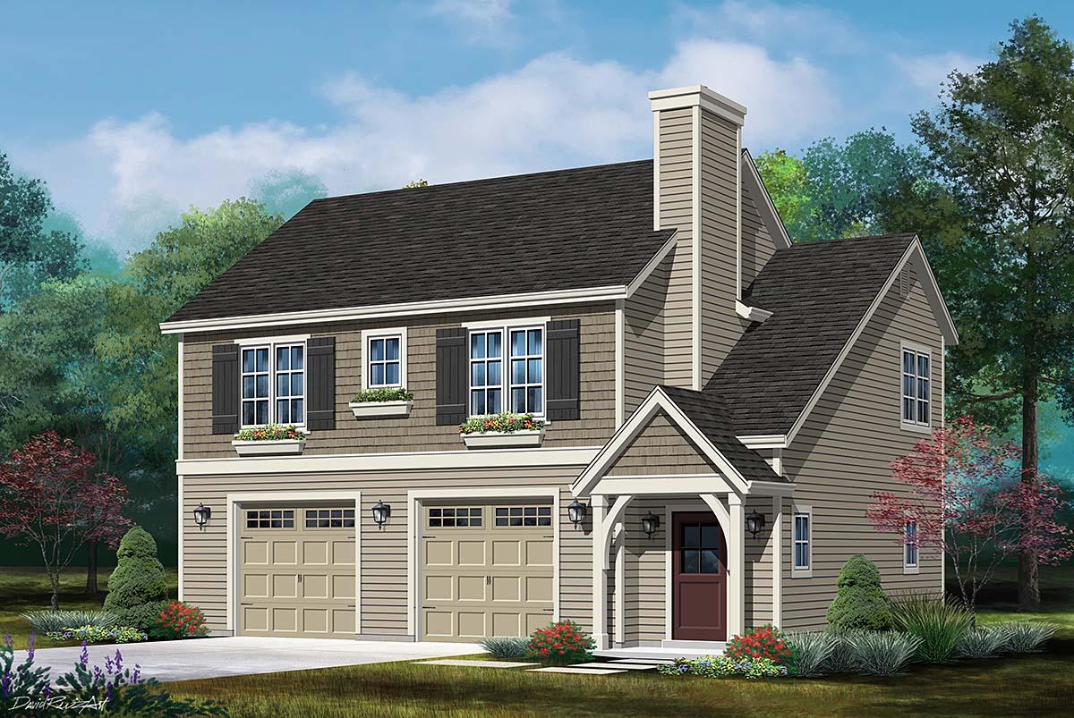 House Plan 45190