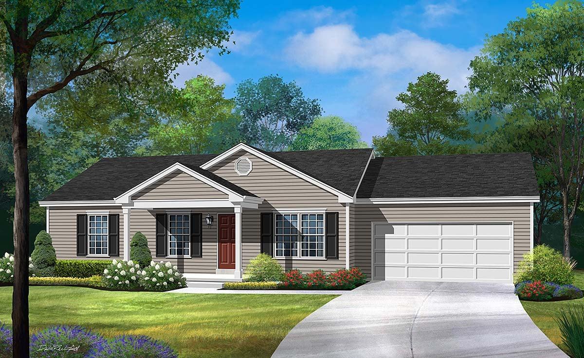 House Plan 45194