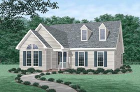 House Plan 45233