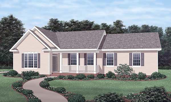 House Plan 45259