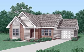 House Plan 45302