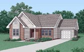 Plan Number 45302 - 1337 Square Feet