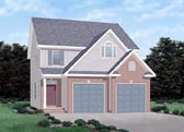 Plan Number 45308 - 1918 Square Feet