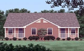 Multi-Family Plan 45348