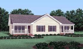Multi-Family Plan 45350