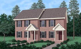 Multi-Family Plan 45368