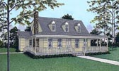 Plan Number 45405 - 1511 Square Feet