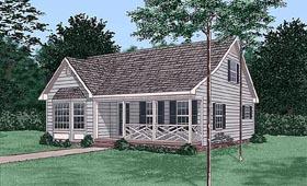 House Plan 45415