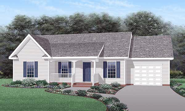House Plan 45420