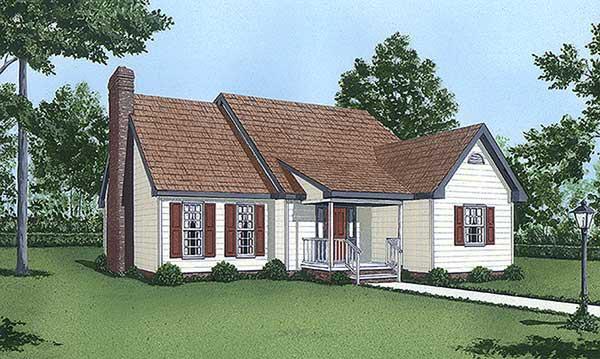 House Plan 45433