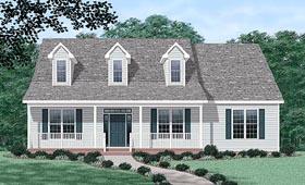 House Plan 45440