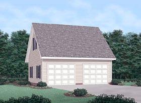 Garage Plan 45458