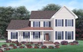 Plan Number 45466 - 2806 Square Feet