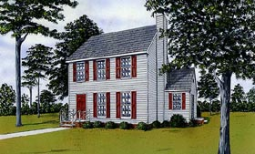 House Plan 45497