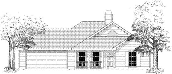 House Plan 45602