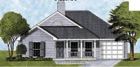 House Plan 45603