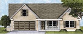 House Plan 45605