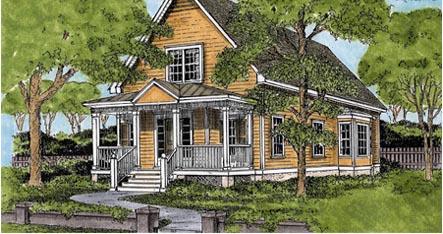 House Plan 45609