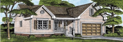 House Plan 45610