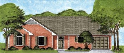 House Plan 45611