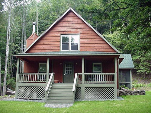 Narrow Lot, Traditional House Plan 45614 with 3 Beds, 3 Baths Picture 1