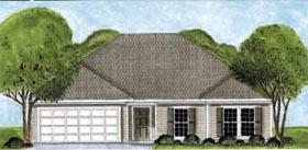 House Plan 45618