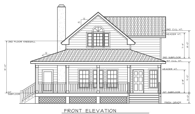 Country, Farmhouse House Plan 45628 with 3 Beds, 3 Baths Picture 1